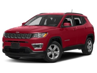 2018 Jeep Compass Latitude FWD SUV