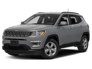 2018 Jeep Compass LATITUDE FWD