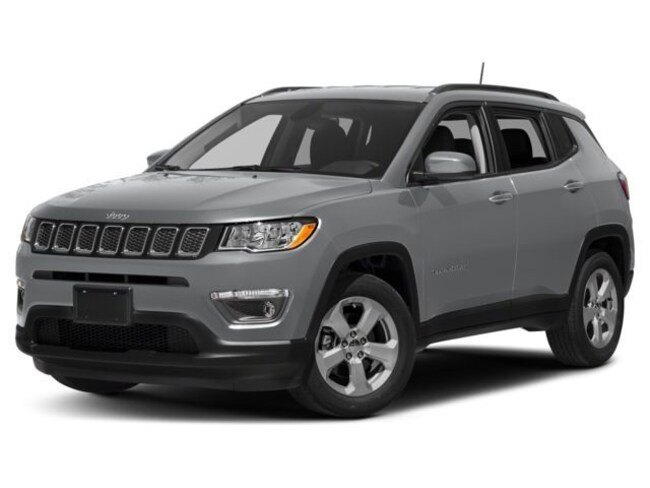 New 2018 Jeep Compass ALTITUDE FWD Sport Utility in Great Bend