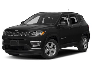 New 2018 Jeep Compass Latitude FWD SUV