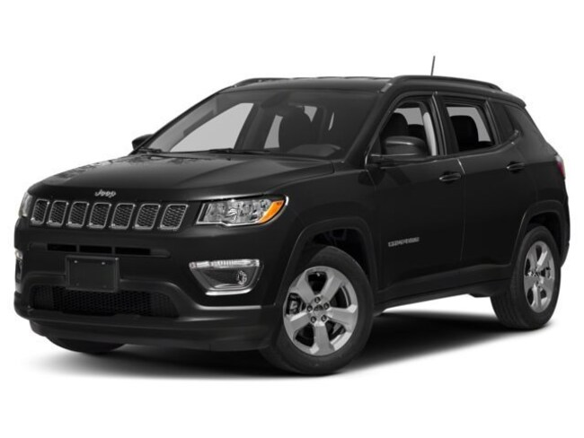 New 2018 Jeep Compass Latitude FWD SUV in Florence, SC