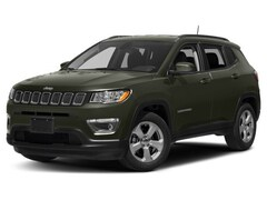 New 2018 Jeep Compass Limited FWD 3C4NJCCB7JT253371 For sale near Maryville TN