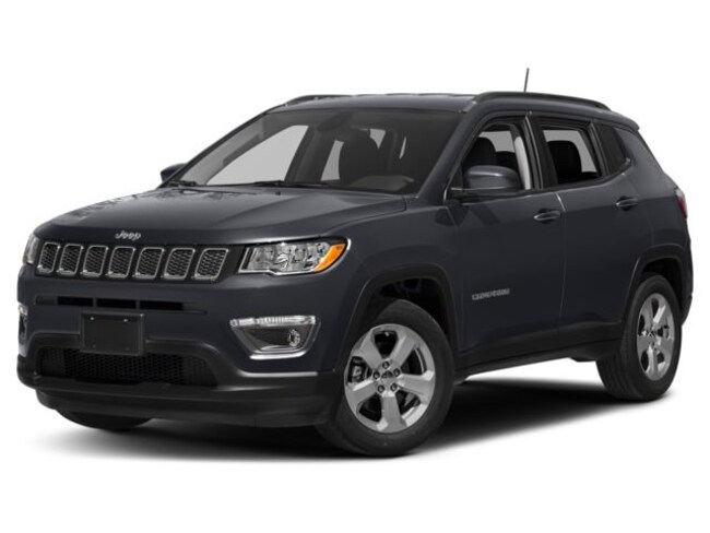 New 2018 Jeep Compass LIMITED FWD Sport Utility Roseville