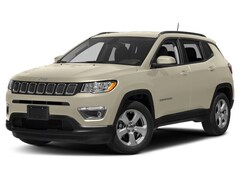 2018 Jeep Compass Limited FWD SUV For sale near Columbia MO