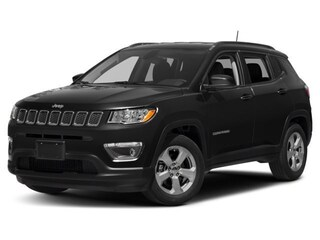 New 2018 Jeep Compass LIMITED FWD Sport Utility Eureka, CA