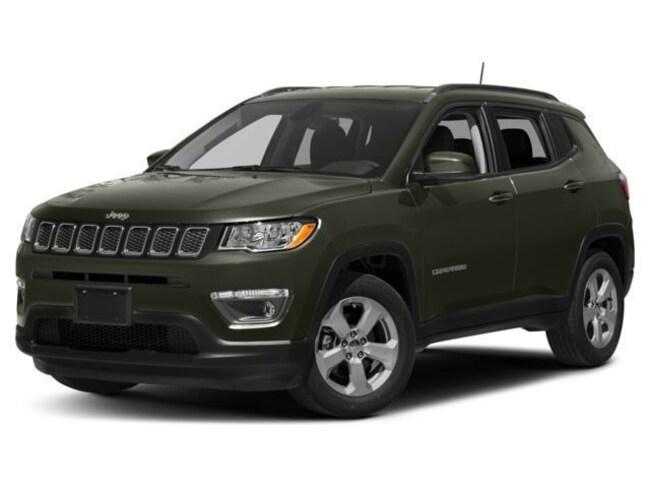 New 2018 Jeep Compass SPORT 4X4 Sport Utility near Amherst