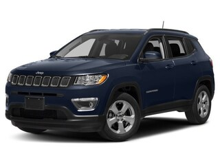 New 2018 Jeep Compass Latitude SUV in Danvers near Boston