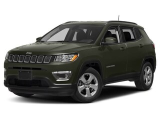 New 2018 Jeep Compass LATITUDE 4X4 Sport Utility Medford, OR