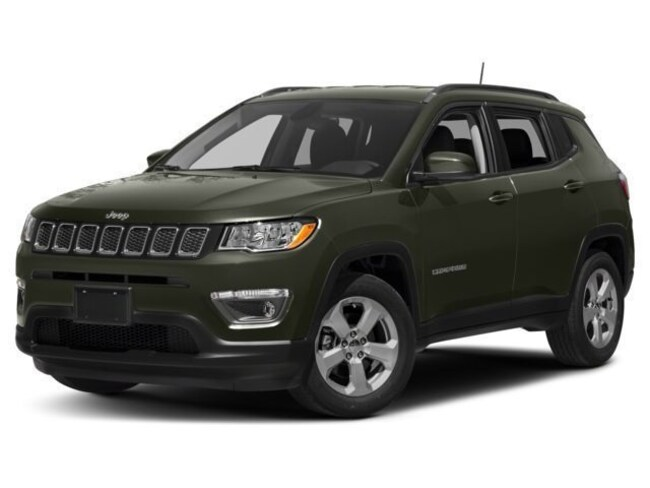 New 2018 Jeep Compass Latitude 4x4 SUV near Rochester