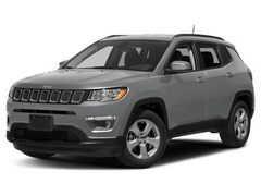 New 2018 Jeep Compass LATITUDE 4X4 Sport Utility for sale in Clearfield, PA