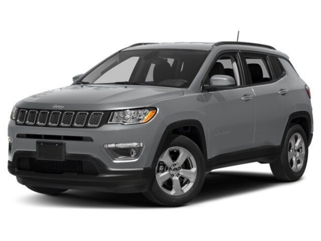 New 2018 Jeep Compass Latitude 4x4 SUV J23162 Woodhaven, MI