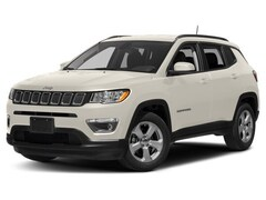 New 2018 Jeep Compass Latitude 4x4 SUV CJ11042 near Tampa, FL