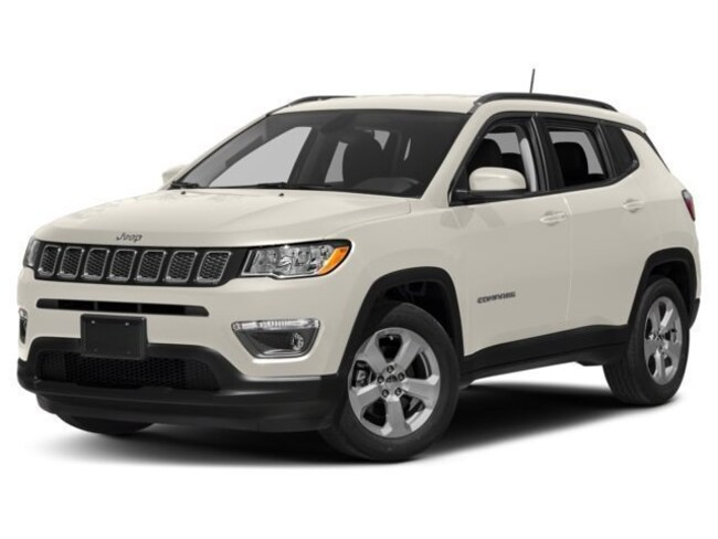New 2018 Jeep Compass Latitude 4x4 SUV Woodhaven, MI