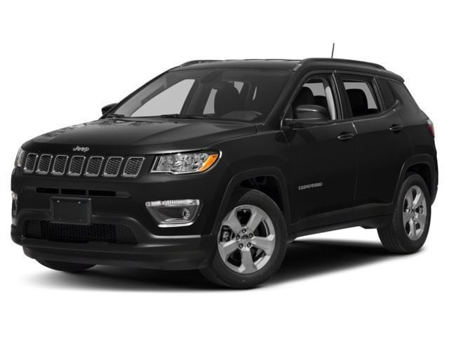 New 2018 Jeep Compass Latitude SUV near White Plains