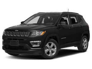 2018 Jeep Compass Latitude 4x4 SUV