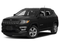 New Chrysler Dodge Jeep Ram 2018 Jeep Compass LATITUDE 4X4 Sport Utility for sale in Midland MI