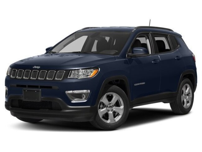 new 2018 Jeep Compass Trailhawk 4x4 SUV in rice lake wi