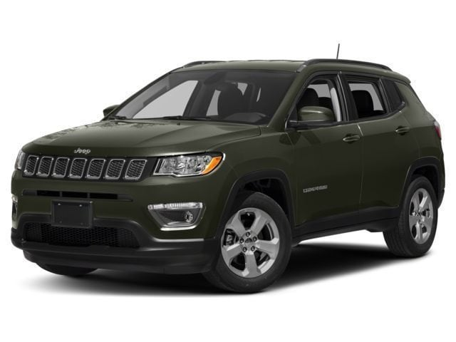 New 2018 Jeep Compass Trailhawk SUV For Sale/Lease Fremont, MI
