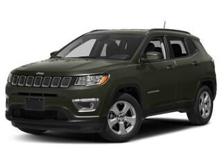 New 2018 Jeep Compass TRAILHAWK 4X4 Sport Utility 26780 Petaluma