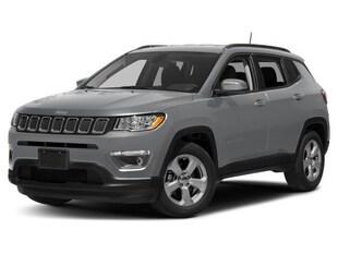 2018 Jeep Compass Trailhawk 4x4 SUV