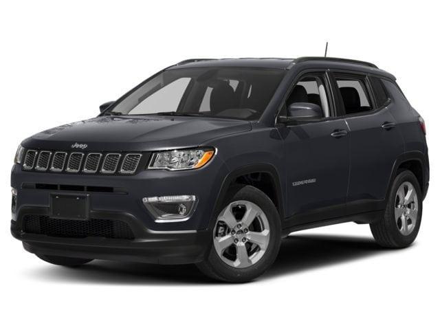 2018 Jeep Compass Trailhawk SUV