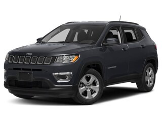 New 2018 Jeep Compass Trailhawk SUV in Burlingame
