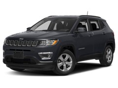 New 2018 Jeep Compass Limited 4x4 SUV For Sale in Cortland