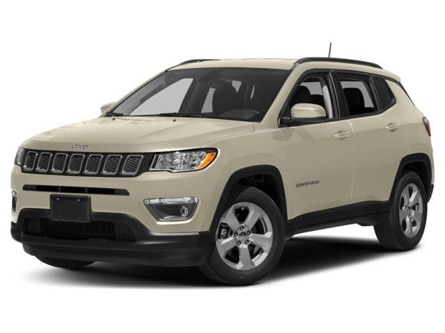 New 2018 Jeep Compass Limited SUV North Kinigstown