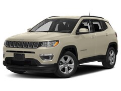 New 2018 Jeep Compass Limited 4x4 SUV 3C4NJDCB1JT230187 for sale in Fort Dodge, IA