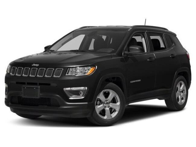 New 2018 Jeep Compass LIMITED 4X4 Sport Utility Boise