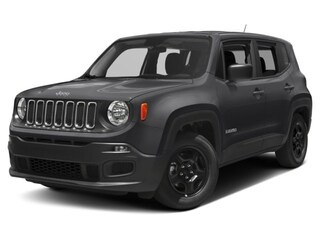 2018 Jeep Renegade SPORT 4X2 Sport Utility for sale near Raleigh, NC at Bleecker Chrysler Dodge Jeep RAM