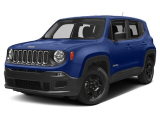 New 2018 Jeep Renegade ALTITUDE 4X2 Sport Utility Front-wheel Drive Tucson