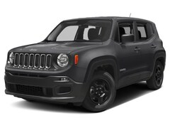 2018 Jeep Renegade ALTITUDE 4X2 Sport Utility 18014 ZACCJABB8JPH76323 for sale near Clinton, IN