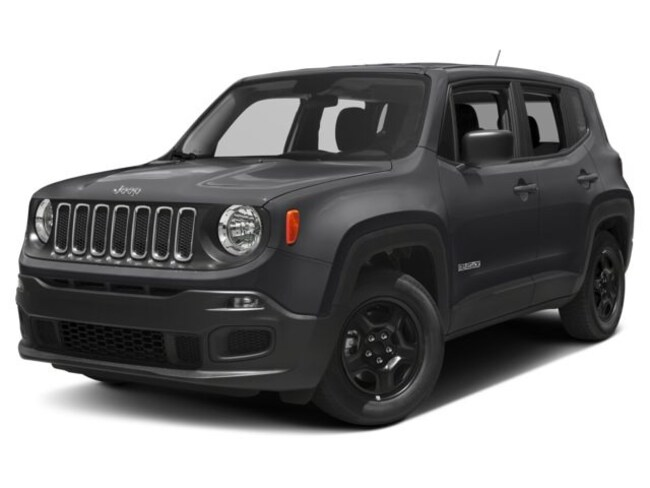 New 2018 Jeep Renegade LATITUDE 4X2 Sport Utility for sale in Palm Coast, FL