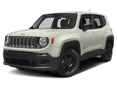 New 2018 Jeep Renegade ALTITUDE 4X2 Sport Utility 8D982 in Longview, TX