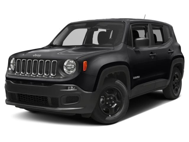 2018 Jeep Renegade SUV