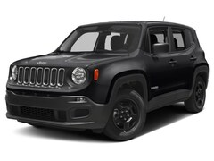 2018 Jeep Renegade ALTITUDE 4X2 Sport Utility 18015 ZACCJABB9JPH76606 for sale near Clinton, IN