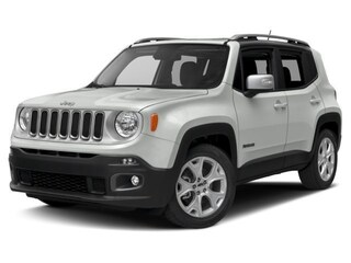 New 2018 Jeep Renegade LIMITED 4X2 Sport Utility Front-wheel Drive Tucson