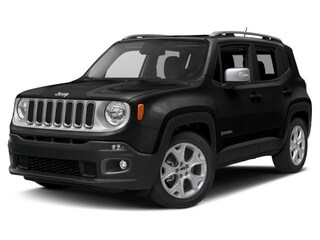 2018 Jeep Renegade Limited FWD SUV