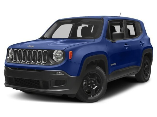 New 2018 Jeep Renegade SPORT 4X4 Sport Utility for sale in Red Bluff at Red Bluff Dodge Chrysler Jeep Ram