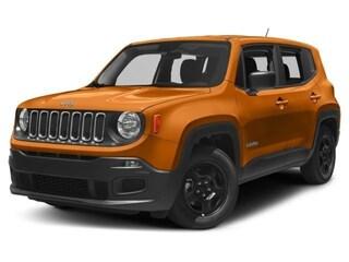 2018 Jeep Renegade UPLAND 4X4 Sport Utility