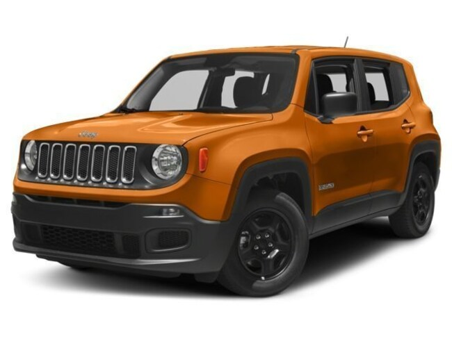 New 2018 Jeep Renegade SPORT 4X4 Sport Utility near Chattanooga