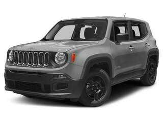 New 2018 Jeep Renegade SPORT 4X4 Sport Utility 4x4 Tucson