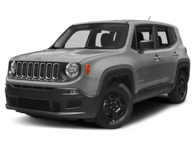 New 2018 Jeep Renegade UPLAND 4X4 Sport Utility Missoula, MT