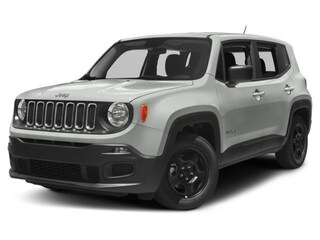 New 2018 Jeep Renegade in Cortez, CO