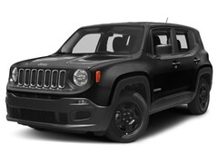 New 2018 Jeep Renegade Sport 4x4 SUV E830004 for sale in the Bronx