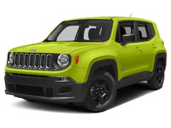 New  2018 Jeep Renegade ALTITUDE 4X4 Sport Utility in Niles, MI