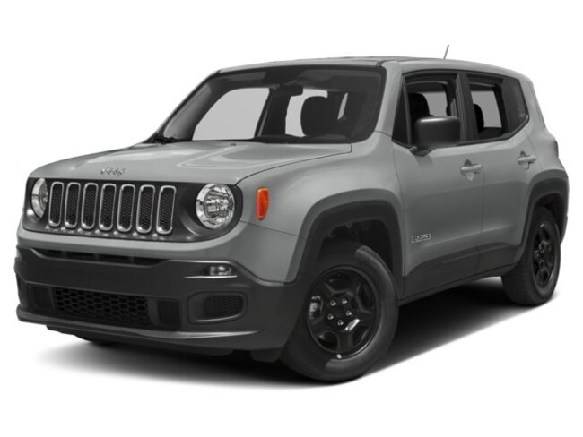 New 2018 Jeep Renegade LATITUDE 4X4 Sport Utility for sale in Canon City CO