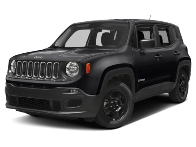 New 2018 Jeep Renegade LATITUDE 4X4 Sport Utility in Temple Hills, MD
