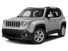 New 2018 Jeep Renegade LIMITED 4X4 Sport Utility in The Dalles